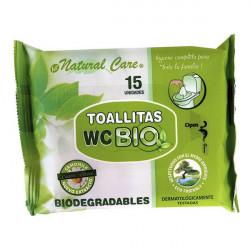 Lingettes biodégradables Wc...