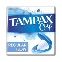 Verre Regular Flow Tampax