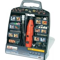 Outil électrique multi-usages + accessoires en malette RIBITECH