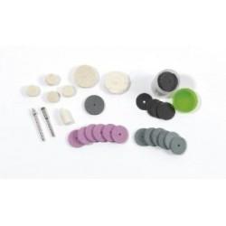 Accessoires polissage et nettoyage  pour outil-électrique multi-usage RIBITECH