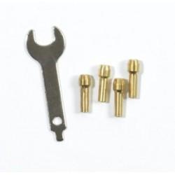Accessoires mandrins  pour outil-électrique multi-usage RIBITECH