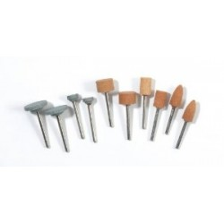 Accessoires meulage et affutage pour outil électrique multi-usage RIBITECH
