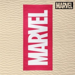 Serviette de plage Marvel...