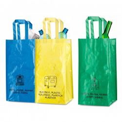 Sacs de recyclage (3 pcs)...