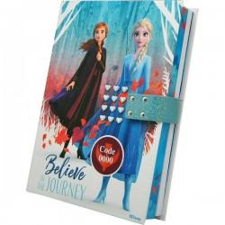 Journal intime Frozen (21 x...