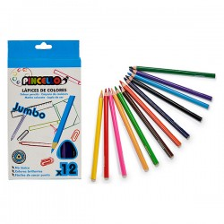 Crayons de couleur (12 pcs)