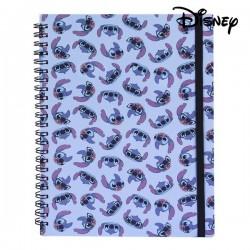 Cahier à Spirale Stitch Disney