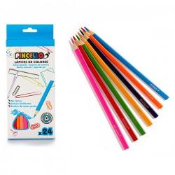 Crayons de couleur (24 pcs)