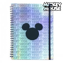Cahier à Spirale Mickey Mouse