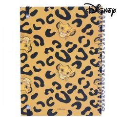 Cahier à Spirale Simba Disney