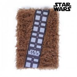 Carnet de Notes Chewbacca...