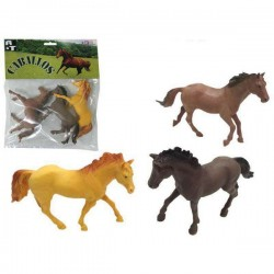 Figurines d'animaux (3 pcs)