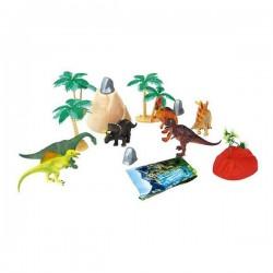 Set Dinosaures Safari Dino...