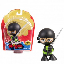 Figurine d'action Ninja (6 cm)