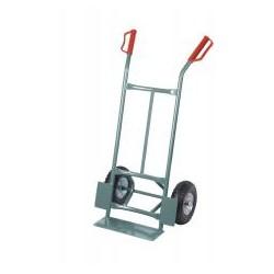 RIBITECH Chariot diable roues gonflables 250 kgs