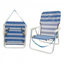 Chaise Pliante (54 x 40 x...