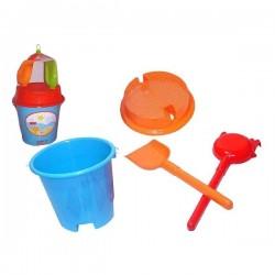 Set de jouets de plage (4 pcs)