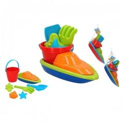Set de jouets de plage Ship...