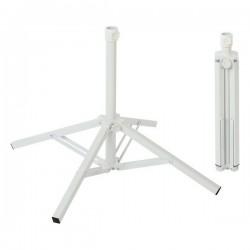 Base pour parapluie Blanc