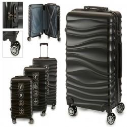 Valise cabine Set ABS 3 Pièces