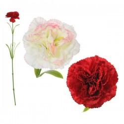 Fleur décorative Œillet 114400