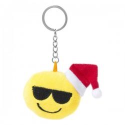 Porte-clés Emoji de Noël...