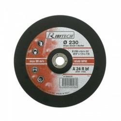 Disques abrasifs à ébarber Acier Diamètre 230mm
