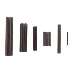 RIBITECH Lot 120 goupilles élastiques en coffret