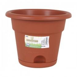 Pot avec sous-pot Résistant...