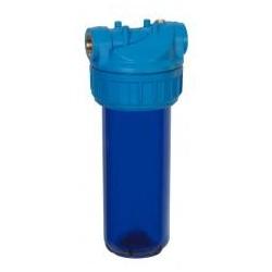 "RIBITECH Filtre à eau 9""3/4 anti UV 3pces vide, fil 3/4"""