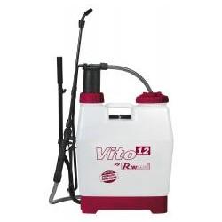 """RIBITECH Pulvérisateur 12L à dos à pression entretenue """"VITO12"""""""
