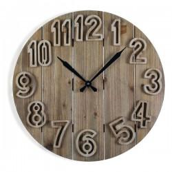 Horloge Murale Clement Bois...