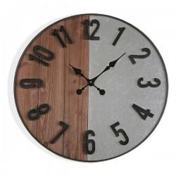 Horloge Murale Bois...