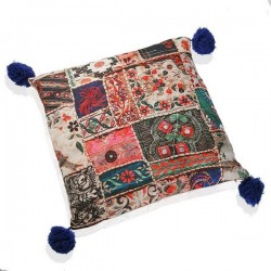 Coussin lin 100 % polyester...