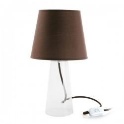 Lampe de bureau Verre...