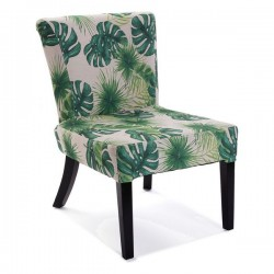 Fauteuil Leaves Polyester...