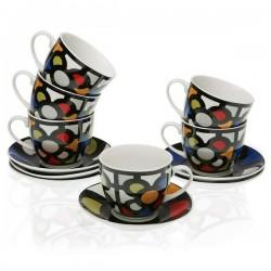 Ensemble de tasses à café...