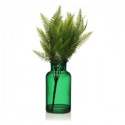 Vase Verre (9 x 30 x 9 cm)