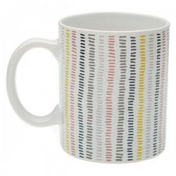 Tasse mug Corduroy Porcelaine