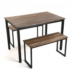 Ensemble Table et banc...