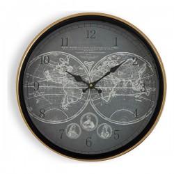 Horloge Murale Métal (40 cm)