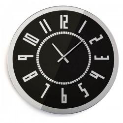 Horloge Murale Verre (4 cm)