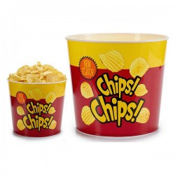 Seau Chips Rond