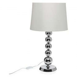 Lampe de bureau lin Métal...