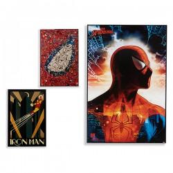 Cadre Spiderman-Ironman (3...
