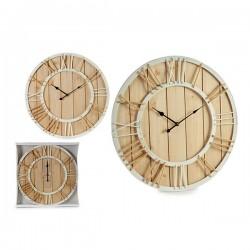 Horloge Murale Corde Bois...