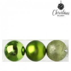Boules de Noël 10 cm (3...