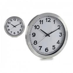 Horloge Murale Argent 50 50 cm