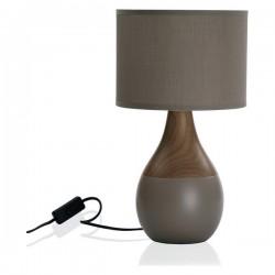Lampe de bureau Taupe...