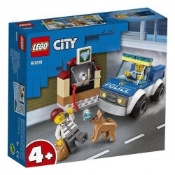 Playset City Police Dog...
